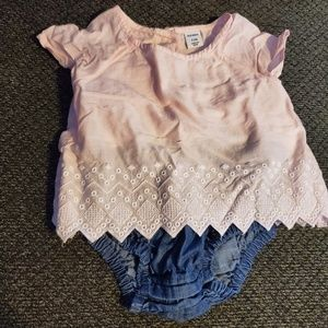 Old Navy baby one piece